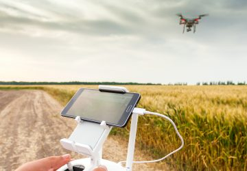 Styring af drone