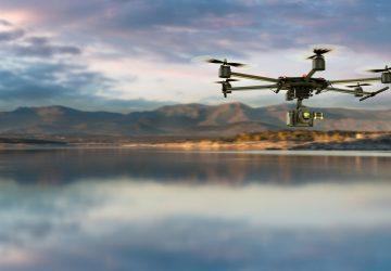 Moderne drone